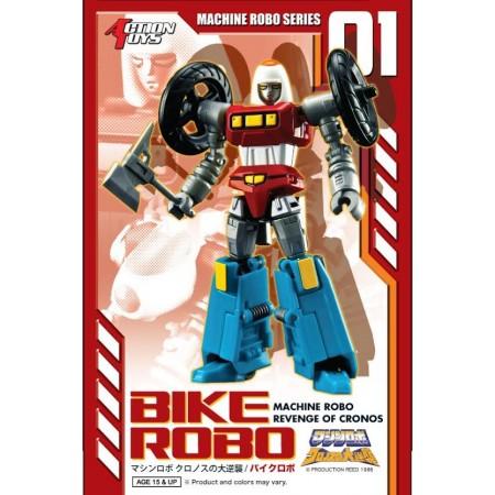 Máquina Robo Robo de MR-01 bicicleta