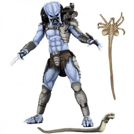 NECA Alien Vs Predator Mad Boss Predator Arcade Appearance