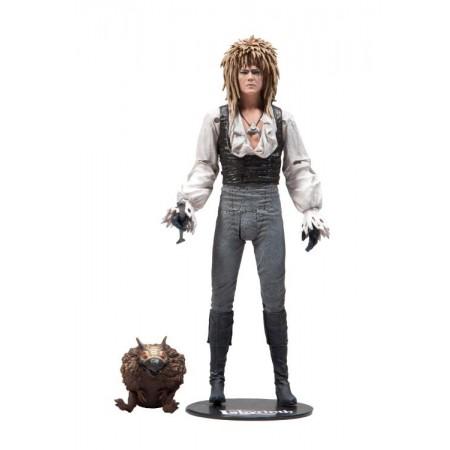 La figura de acción de Jareth de baile mágico de McFarlane Labyrinth