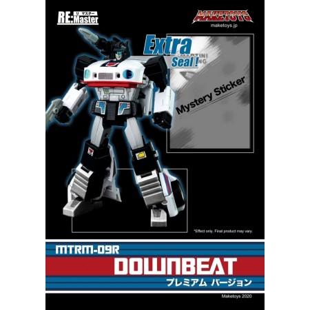 Maketoys MTRM-09R Downbeat Premiun Version