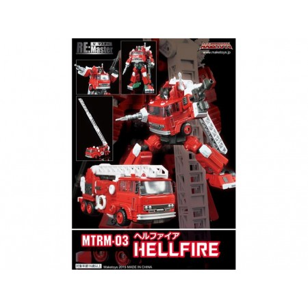 Maketoys Re:Master MTRM-03 - Hellfire