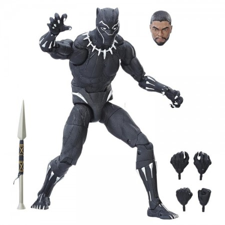Marvel Legends 12 Inch Series Black Panther