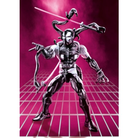 Marvel Legends Deadpool Back In Black Exclusive