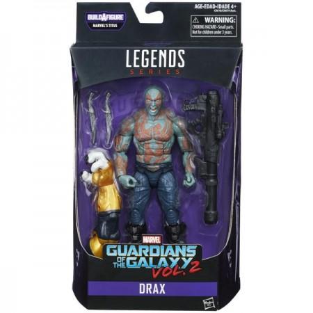 Marvel Legends guardianes de la galaxia Vol 2 Drax