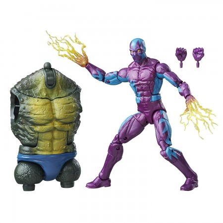 Marvel Legends abominación onda anguila