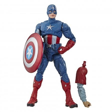 Marvel Legends Avengers Wave 3 Endgame Flashback Captain America