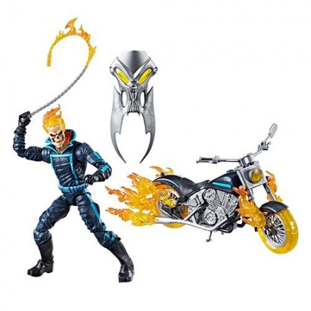 Marvel Legends Ultimate Riders Ghost Rider