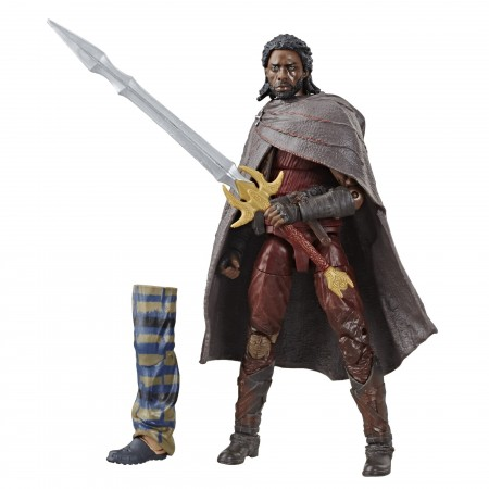 Marvel Legends Avengers Wave 3 Heimdall ( Thor BAF )