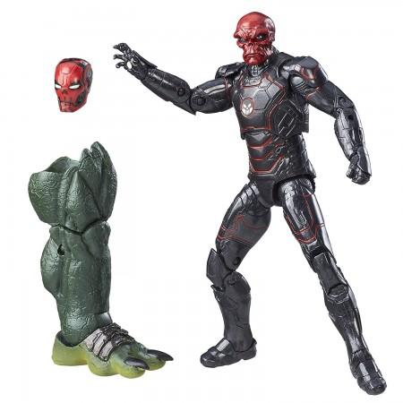 Cráneo de hierro de Marvel Legends