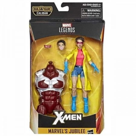 Figura de acción del Jubileo Marvel Legends X-Men