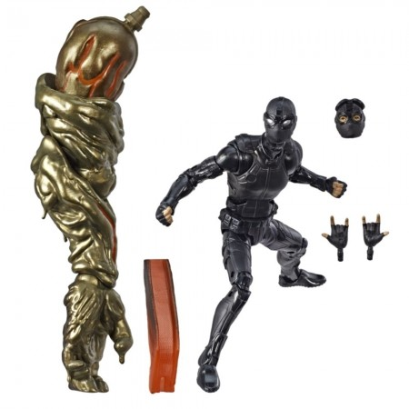Marvel Legends Spider-Man Far From Home Stealth Suit