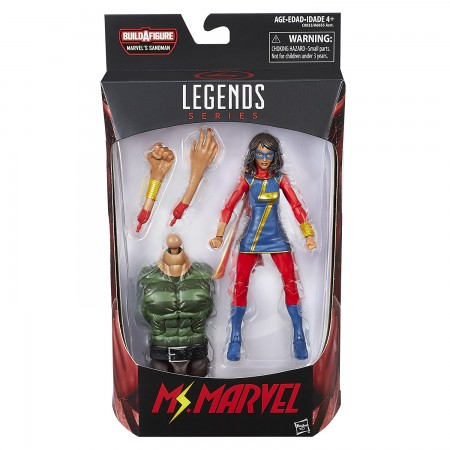Marvel Legends Ms Marvel