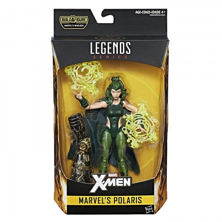 Marvel Legends X-Men Polaris Warlock Wave
