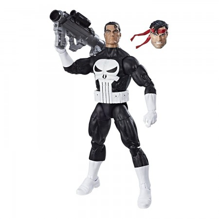 Marvel Legends Vintage Wave 1 The Punisher