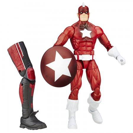 Marvel Legends hombre gigante guardián rojo de la onda