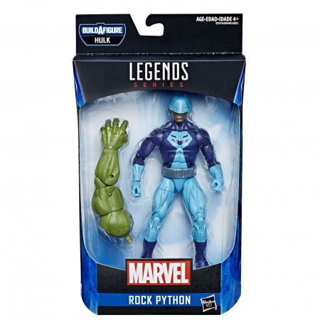 Marvel Legends Avengers Endgame Wave 2 Rock Python