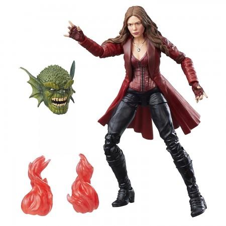 Marvel Legends Civil War Scarlet Witch