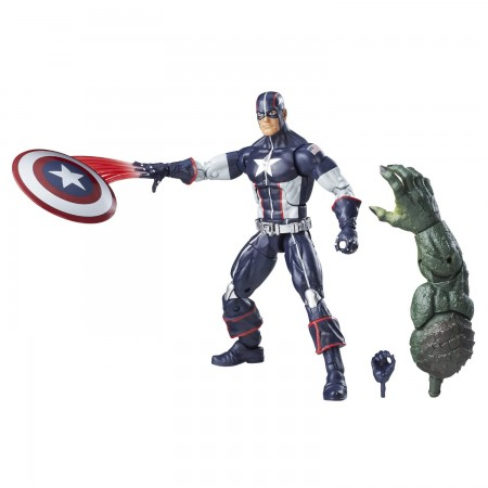 Marvel Legends Secret Wars Captain America