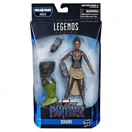 Marvel Legends Avengers Endgame Wave 2 Shuri