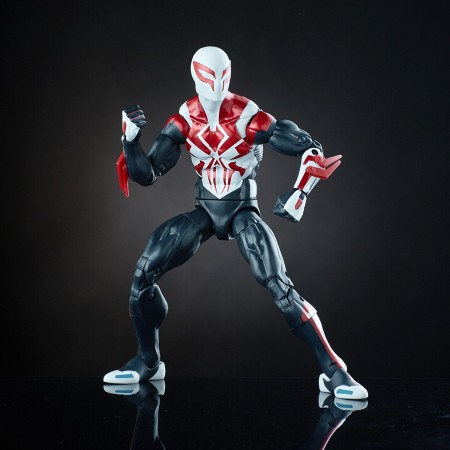 Marvel Legends Spider-Man 2099 versión 2