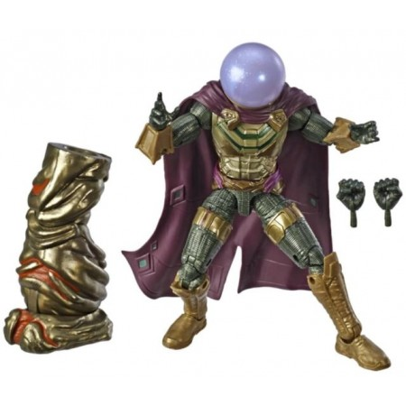 Marvel Legends Spider-Man Far From Home Mysterio IMPORT STOCK