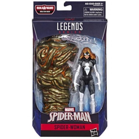 Marvel Legends Spider-Man Far From Home Spider-Woman IMPORT STOCK