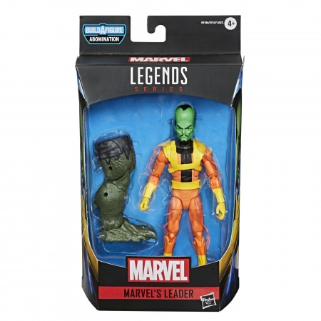 Marvel Legends The Leader 6 Inch Action Figure