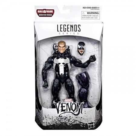 Marvel Legends Spider-Man Venom Monster Venom BAF
