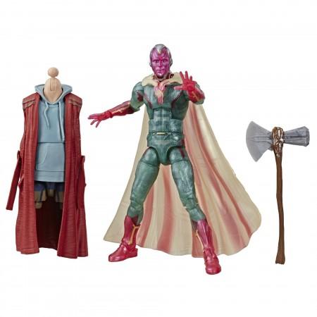 Marvel Legends Avengers Wave 3 Vision ( Thor BAF )
