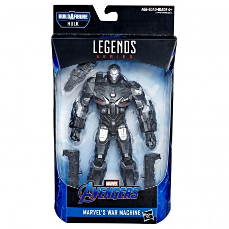 Marvel Legends Avengers Endgame Wave 2 War Machine