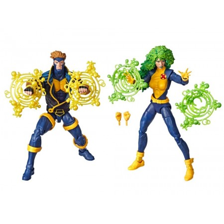 Marvel Legends 80th Anniversary X-Factor Havok & Polaris  2 Pack