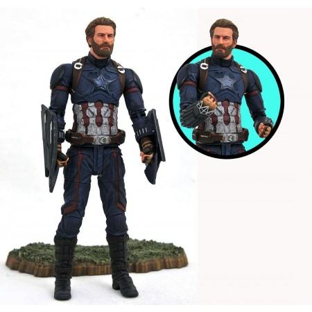 Marvel Select Avengers Infinity War Captain America