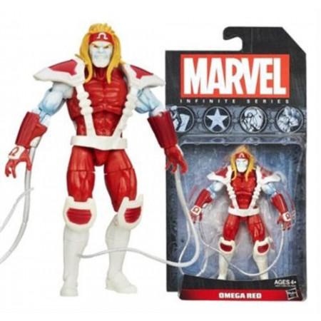 Marvel serie infinita 3.75 pulgadas Omega rojo