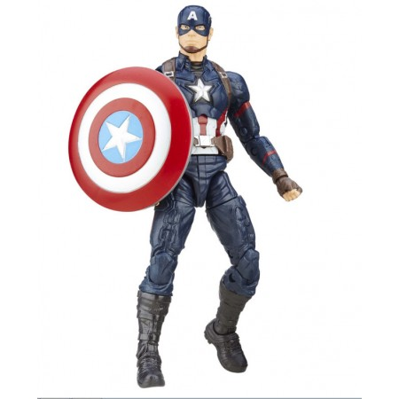 Guerra Civil onda 2 Capitán América de Marvel Legends