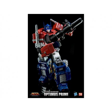 "Transformers MAS-01 Optimus Prime Mega 18"" Action Figure"