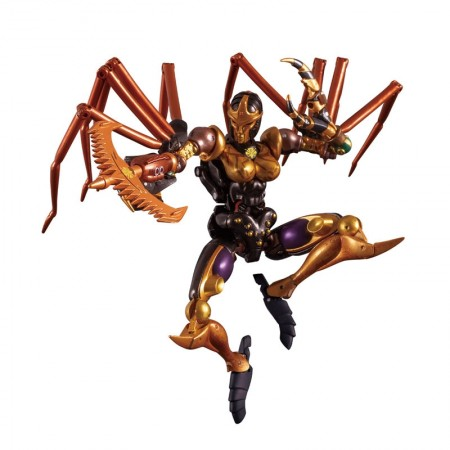 Transformers Masterpiece MP-46 bestia Wars Blackarachnia