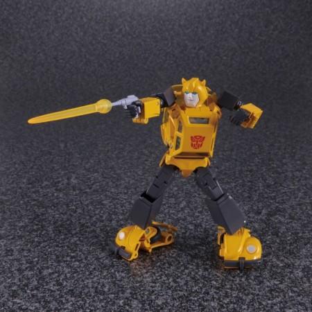 Transformers obra maestra MP-45 Bumblebee versión 2