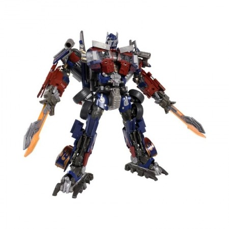 Transformers Movie 10th Anniversary MB-17 ROTF leader Optimus Prime