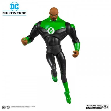 McFarlane DC Multiverse Justice League Green Lantern Animated Action Figure