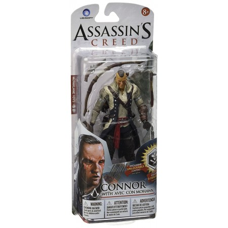 Mcfarlane Assassins Creed Connor Action Figure