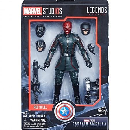 Marvel Legends Cinematic Universe Red Skull