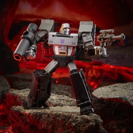 transformers kingdom core megatron