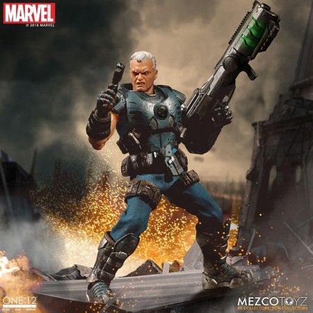 Mezco One:12 Collective Cable