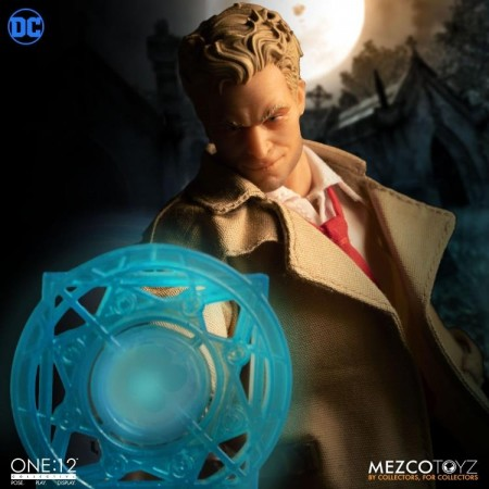 Mezco One:12 Collective Constantine DC Comics Action Figure