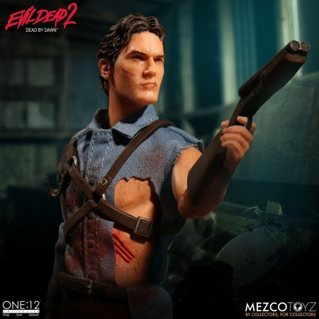 Mezco One:12 Collective Evil Dead 2 Ash