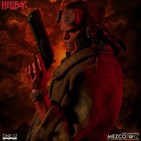 Mezco One:12 Collective Hellboy ( 2019 )