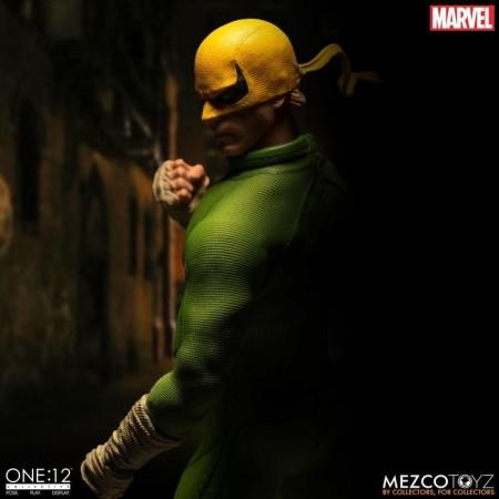 Mezco One:12 Collective Iron Fist