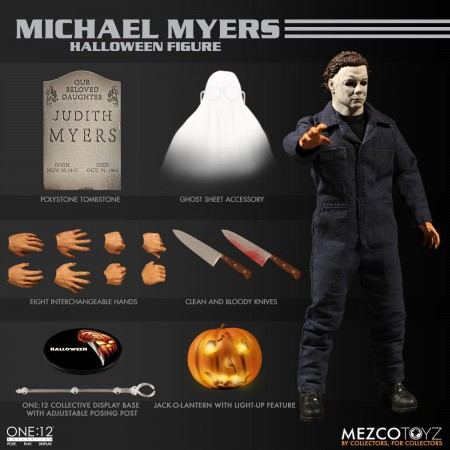 Mezco One:12 Collective Michael Myers