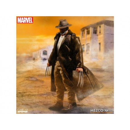 BRAND NEW - Mezco One:12 Collective Old Man Logan