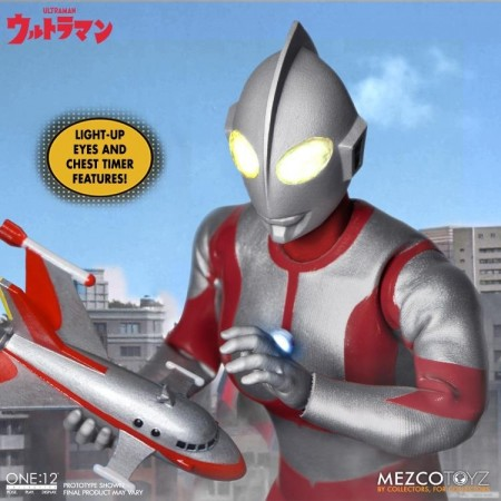 Mezco One:12 Collective Ultraman Action Figure